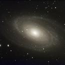 M 81,                                Robin Clark - EAA imager