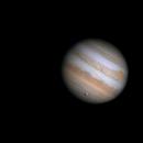 Jupiter animation : The satellite ballet,                                MAILLARD