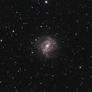 M83,                                Steve de Lisle