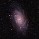 M33 LRGB - FLI ML16200 - Tak FSQ-106EDX4,                                Ben Koltenbah