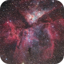 Carina Nebula (21 April 2020),                                HaydenAstro(NZ)
