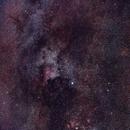 North America nebula & surroundings,                                Geert Vanden Broeck
