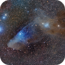 IC 4592—The Blue Horsehead Nebula,                                Russ Carpenter