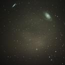 M81 et M82,                                Laires Da Silva