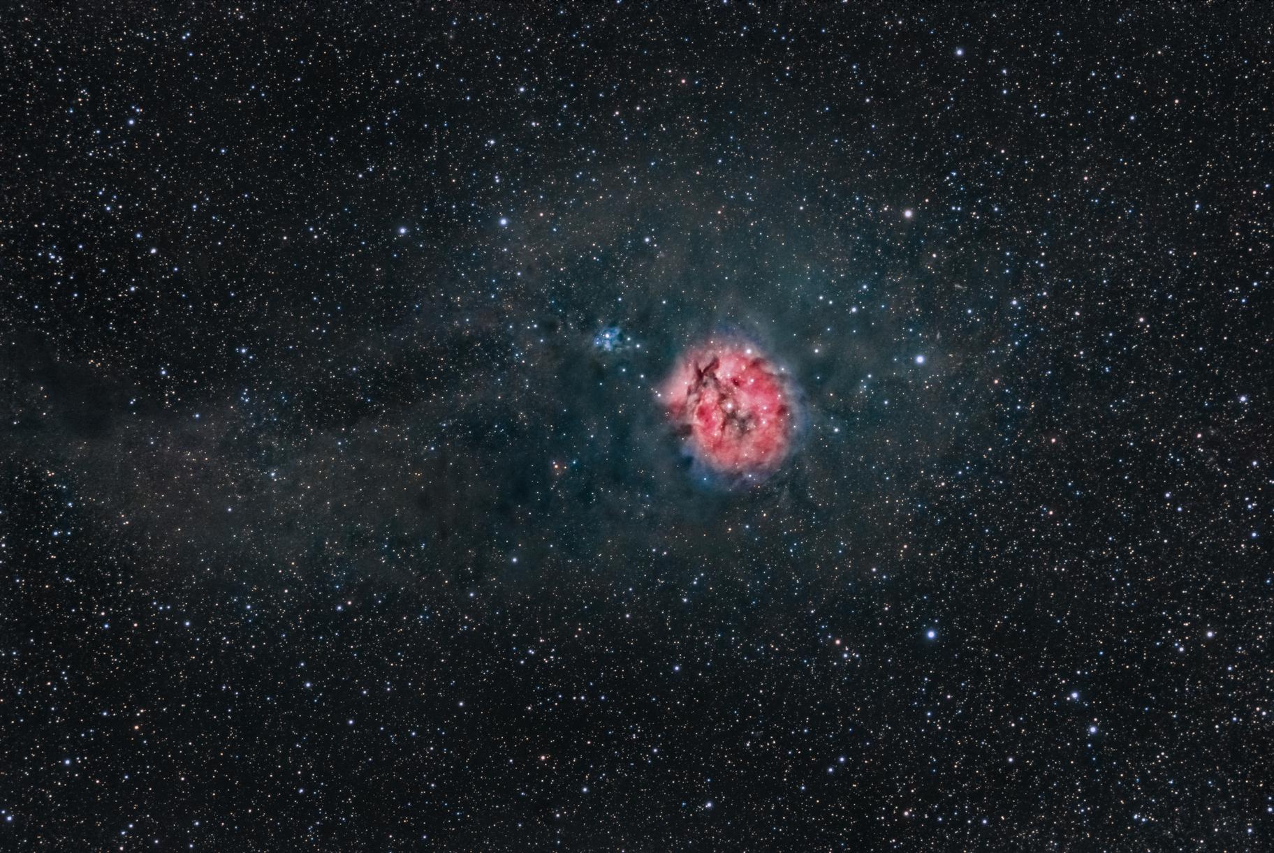 The Cocoon Nebula (IC5146),                                pete_xl