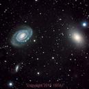 NGC 5364 and NGC 5363,                                1074j