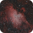 The Eagle Nebula,                                Donovan