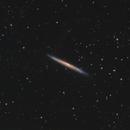 NGC 5907 - the Splinter Galaxy in Draco,                                Steve Milne
