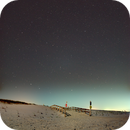 Assateague Island Nightscape #4,                                JDJ