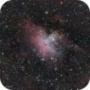 M 16 The Eagle Nebula,                                Fenton