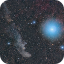 NGC1909 - LRGB - The Witch's Head and Environs,                                andrea tasselli