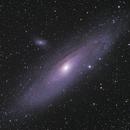 M31 - Great Andromeda Nebula,                                Sébastien Kesteloot