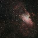 M16 - Eagle Nebula,                                Pawel Warchal