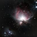 Orion Nebula M42,                                SwagStack89