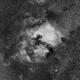 NGC7000 in Ha,                                Ben
