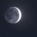 Moon and Aldebaran,                                Adriano Valvasori