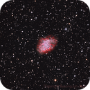 M1 Crab nebula ,                                Byoungjun Jeong