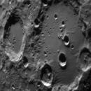 Clauvius Crater Region, using IR 850 Filter,                                  Ecleido  Azevedo