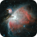 M42 The Orion Nebula in HaRGB,                                Carlos Taylor