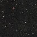 Widefield image of the planetary Nebula NGC6781, CPH, Denmark,                                Niels V. Christensen