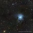 NGC 7023 / Caldwell 4 / Iris Nebula,                                Ron Bokleman