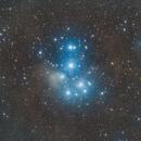 M45 LRGB,                                Erik Guneriussen