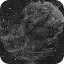 "IC 443 ""The Jellyfish Nebula."" In Gemini HOO. TS 8"" carbon V2 power focuser first light.,                                Pat Rodgers"