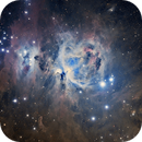 Nebulosa de Orion,                                Jose Luis Ricote