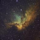 wizard nebula,                                Jérôme Miroux