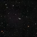 NGC5394, NGC5395 - Heron Galaxies,                                Tom Zepf