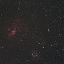 NGC 7635,                                Ivaylo Stoynov