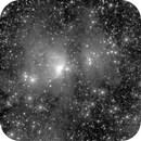 Messier 42 - captured by ROSETTA 260 million km away from earth!,                                Andreas Dietz