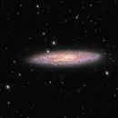 NGC 253,                                PJ Mahany