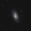 M64 • Black Eye galaxy,                                Mikael De Ketelaere