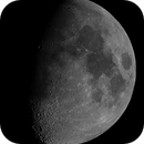 Lune gibbeuse,                                AstroJean