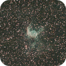 my first Thor's helmet - 64 180 secs unguided subs on the 26.12.14,                                Stefano Ciapetti
