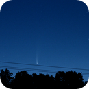 Comet C/2020 F3 (NEOWISE),                                Michael J. Mangieri