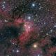 Cave Nebula (SH2-155),                                Bill Clugston