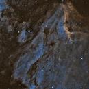 IC5067 - The Pelican Nebula,                                David Webster