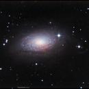 M63 LRGB 2021,                                John
