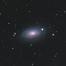 M63 the Sunflower galaxy,                                Pierre Tremblay
