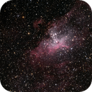 M16 Eagle Nebula,                                Kemal Öz