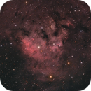 NGC7822 (Sh2-171) Nebula,                                Mark Eby