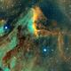 Pelican Nebula (IC 5070) (SHO),                                Jim McKee