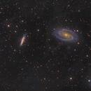 M81 & M82 with some IFN,                                Benjamin Csizi