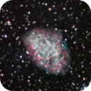 Crab nebula redo cropped,                                Jim Davis