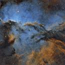 NGC6188 in Hubble Palette,                                Ignacio Diaz Bobillo
