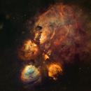 NGC 6334,                                Gary Imm