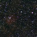 NGC6823,                                Paolo Manicardi