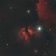 Flame Nebula,                                Bruce Donzanti